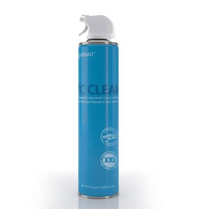 Баллон со сжатым воздухом пневматический очиститель техники Bubble Gum 1000 мл Techpoint