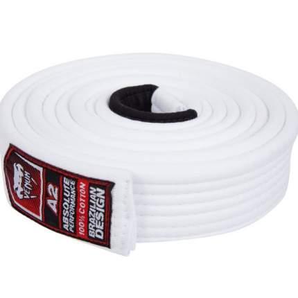 Пояс для бжж Venum Belt White A2,