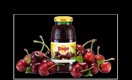 Нектар Pago вишневый