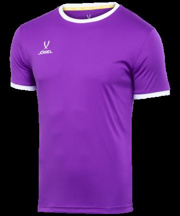 Футболка Jogel Camp Origin, фиолетовый/белый, XS INT