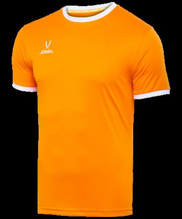 Футболка Jogel Camp Origin, оранжевый/белый, XS INT