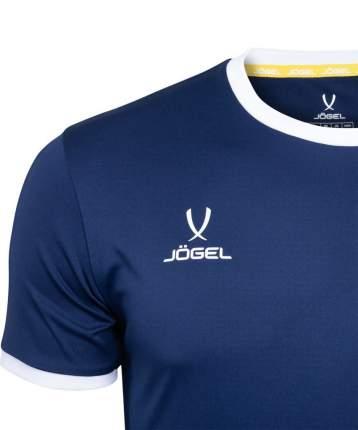 Футболка Jogel Camp Origin, темно-синий/белый, XS INT