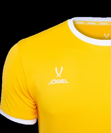 Футболка Jogel Camp Origin, желтый/белый, XS INT