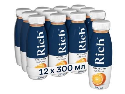 Нектар Rich Бархатистый апельсин-манго 0,3 л