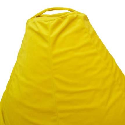 Кресло-мешок Kreslo-Puff XXL, желтый