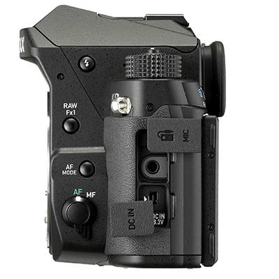 Фотоаппарат зеркальный Pentax KP Body Black