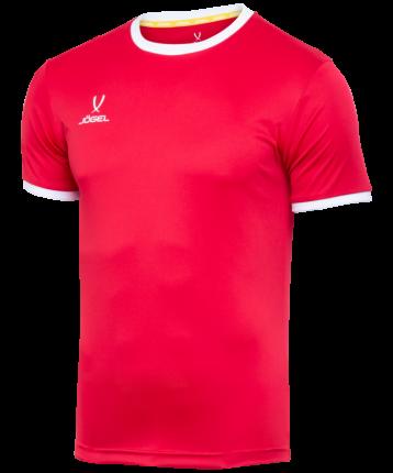 Футболка футбольная Jogel Camp Origin, красная/белая, XS