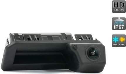Штатная HD камера заднего вида AVS327CPR (#192W) для AUDI/SKODA/VOLKSWAGEN
