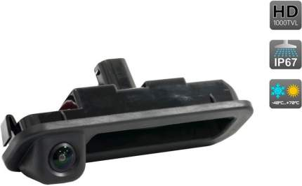 Штатная HD камера заднего вида AVS327CPR (#015) для FORD
