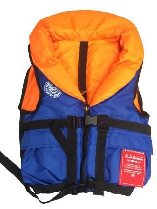 Спасательный жилет Плавсервис Captain ГИМС/ЖС-КП80-С, оранжевый, One Size