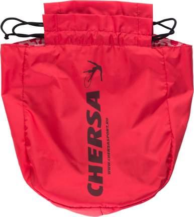 Чехол для мяча Chersa красный
