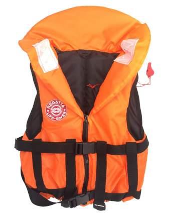 Спасательный жилет Плавсервис Baby ГИМС/ЖС-Б50, оранжевый, One Size