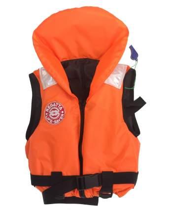 Спасательный жилет Плавсервис Baby ГИМС/ЖС-Б20, оранжевый, One Size