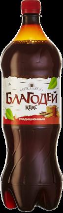 Квас Благодей Традиционный 1,5 л
