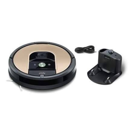 Робот-пылесос iRobot Roomba 976 Black/Gold
