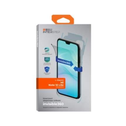 Пленка InterStep Invisible360 для Xiaomi Mi Note 10 Lite