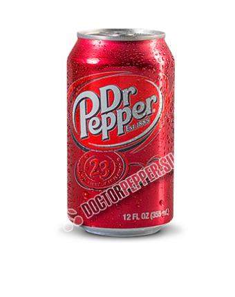 Газированный напиток Dr.Pepper 23 Classic 0,355 л