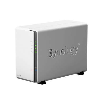 Сетевое хранилище данных Synology DS220j White
