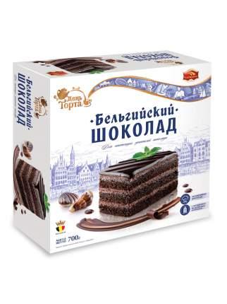 Торт Бельгийский шоколад Черемушки 700гр/Вкус знакомый с детства