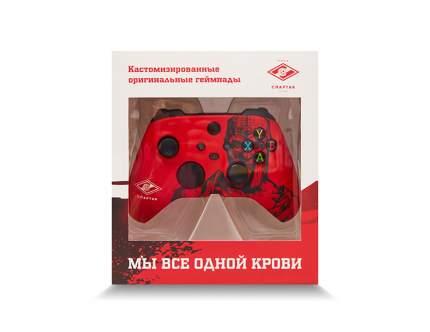 "Геймпад Microsoft для Xbox Series S/X Спартак ""Гладиатор"""