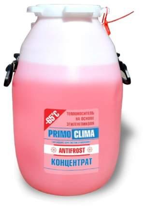 Теплоноситель Primoclima Antifrost концентрат (Этиленгликоль) -65C 50 кг (цвет красный)
