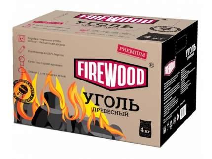 Уголь древесный FireWood 110079 4 кг