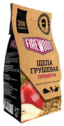 Щепа для копчения грушевая FireWood 0,2 кг