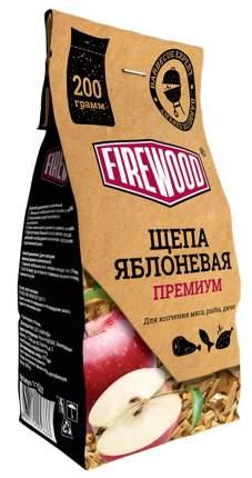 Щепа для копчения яблоневая FireWood 0,2 кг