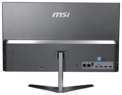 Моноблок MSI Pro 24X 10M-204RU (9S6-AEC213-204) Grey
