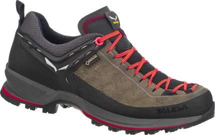 Ботинки Salewa Ws Mtn Trainer Gtx, driftwood/fluo coral, 6 UK