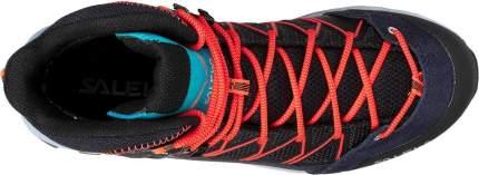 Ботинки Salewa Mtn Trainer Lite Mid Gore-Tex Women's, красные/черные, 4 UK