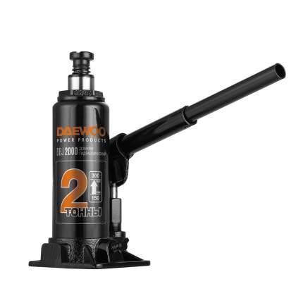 Домкрат бутылочный DAEWOO 2 т, min 150mm - max 300mm