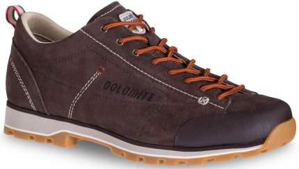 Ботинки Dolomite 54 Low, drk brwn/red, 10.5 UK