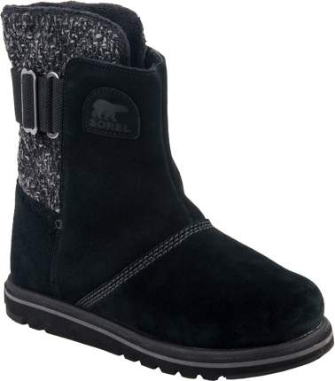 Ботинки Sorel Winter Carnivalr, black, 8.5 US