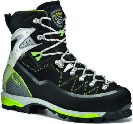 Ботинки Asolo Alpine Alta Via Gv, black/green, 6.5 UK