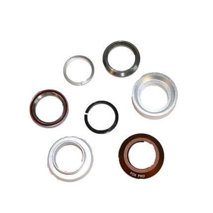Рулевая колонка Fox стандарт 1 1/8 silver/brown