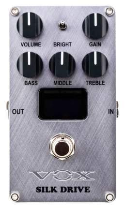 Vox Ve-sd ламповая гитарная педаль овердрайв / преамп