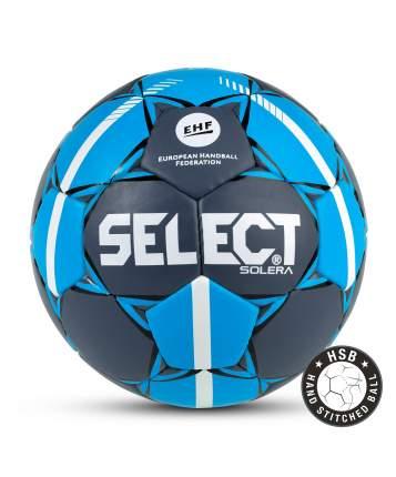 Мяч гандбольный SOLERA IHF №2, сер/син