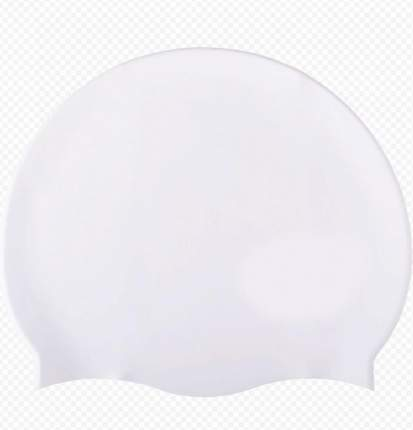 Силиконовая шапочка для плавания Afiter (Цвет: Белый  )