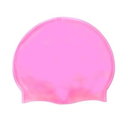 Силиконовая шапочка для плавания Afiter (Цвет: Розовый  )