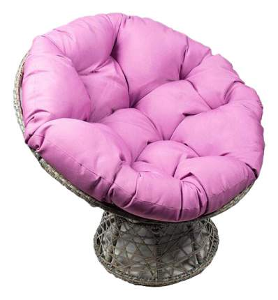 Садовое кресло Foodatlas Лотос E4025 gray 64х49х84 см