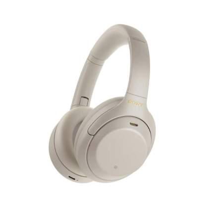 Беспроводные наушники Sony WH-1000XM4 Silver
