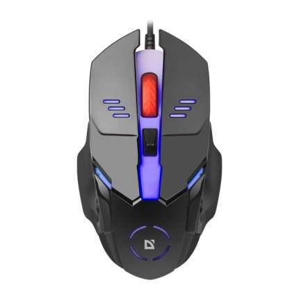 Мышь Defender Ultra Gloss MB-490 (52490) Black