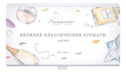 Набор Aroma Box #5 Великие классические ароматы для нее