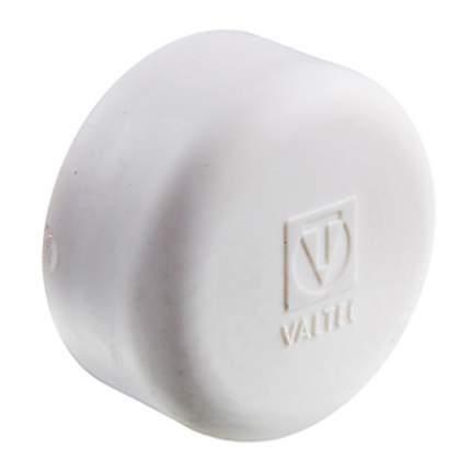 Заглушка Valtec полипропиленовая 25 мм