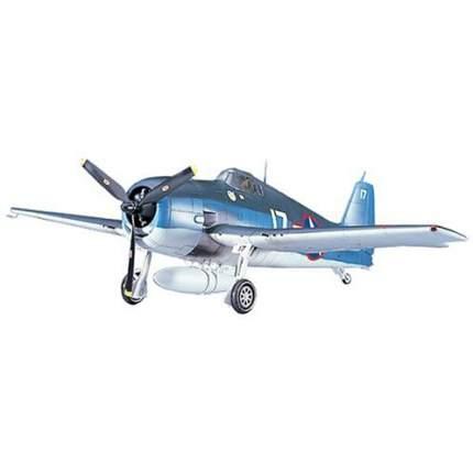 F6F-3 Grumman, Hellcat. Истребитель палубный ВВС ВМФ США