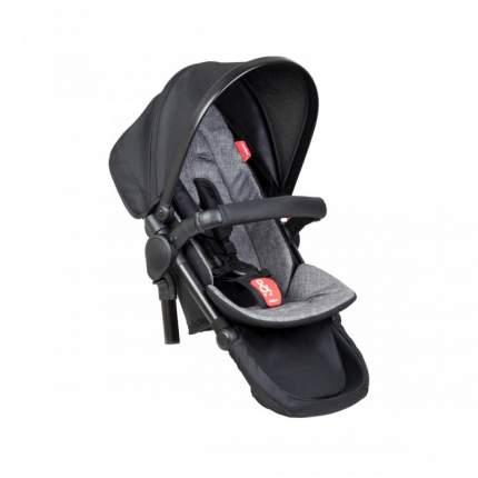 Сидение второго ребенка Phil and Teds Double Kit 2019 Charcoal Grey Серый