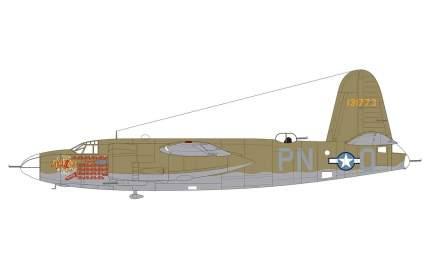 Средний бомбардировщик Мартин В-26 «Мародёр» 72007 ARK-models