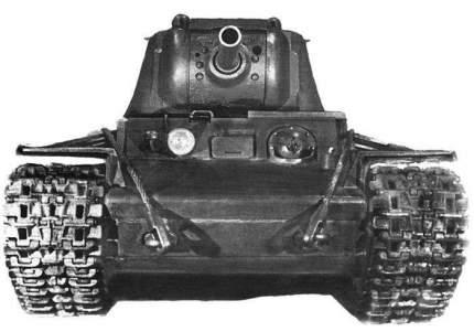 Сборная модель ARK-models 35021 Танк КВ-9