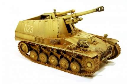 """Немецкое 105-мм самоходное орудие """"Веспе"""" 35013 ARK-models 1/35"""